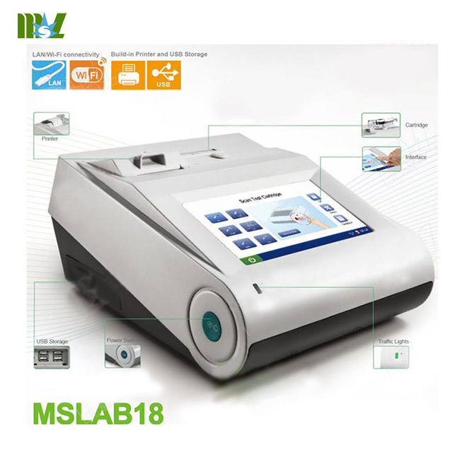 Chemistry Analyzer MSLAB18