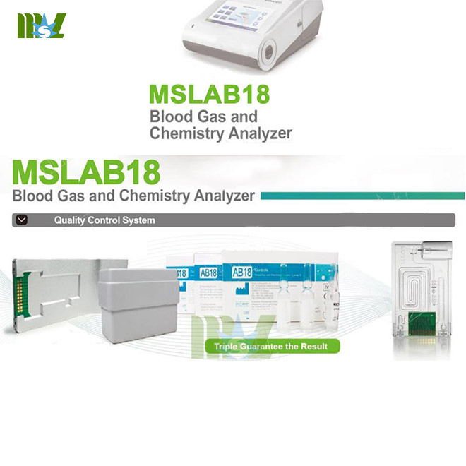 Blood Gas Analyzer MSLAB18