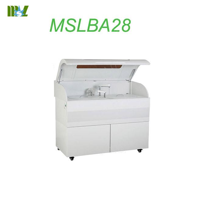 automatic Biochemical Analyzer MSLBA28