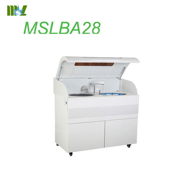 Biochemical Analyzer MSLBA28