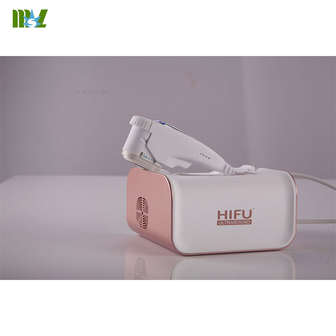 new wrinkle High intensity focused ultrasound MSLHF01