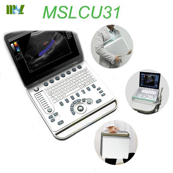 color doppler ultrasound MSLCU31