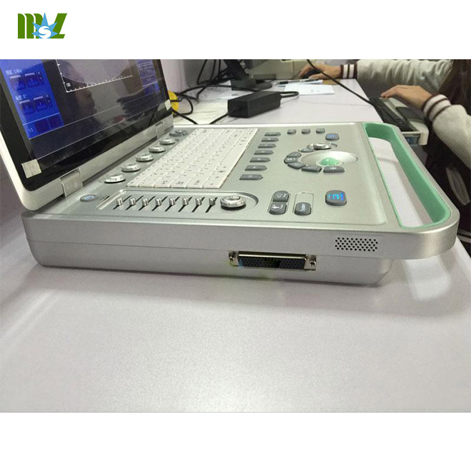 MSL portable color doppler ultrasound MSLCU31