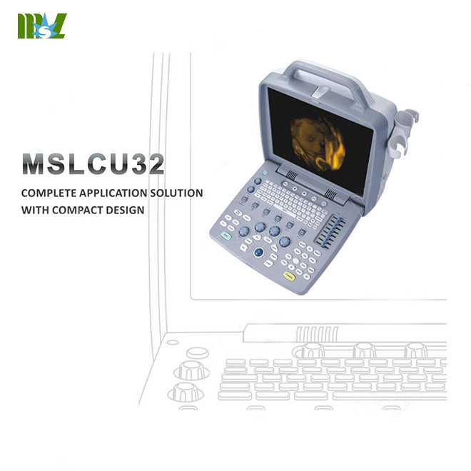 Mobile Color Doppler ultrasound MSLCU32 for sale