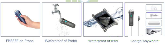best wireless ultrasound probe MSLPU36 for sale