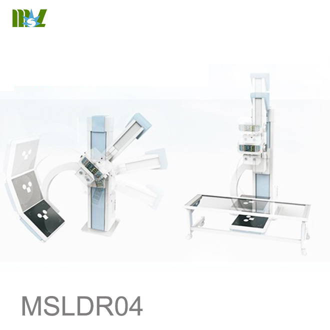 500ma x-ray machine MSLDR04
