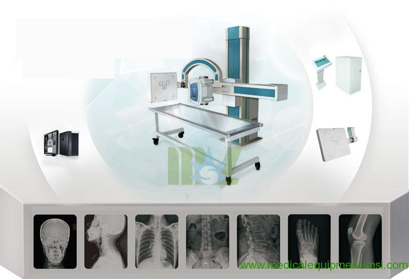 500ma x-ray machine MSLDR04 for sale