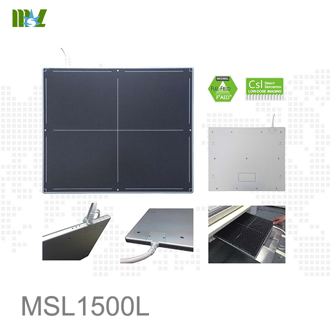 Multi-purpose Radiography Detector MSL1500L price