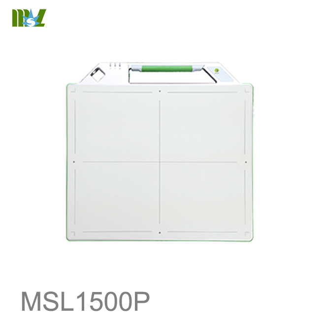 best Wireless radiation x ray detector MSL1500P
