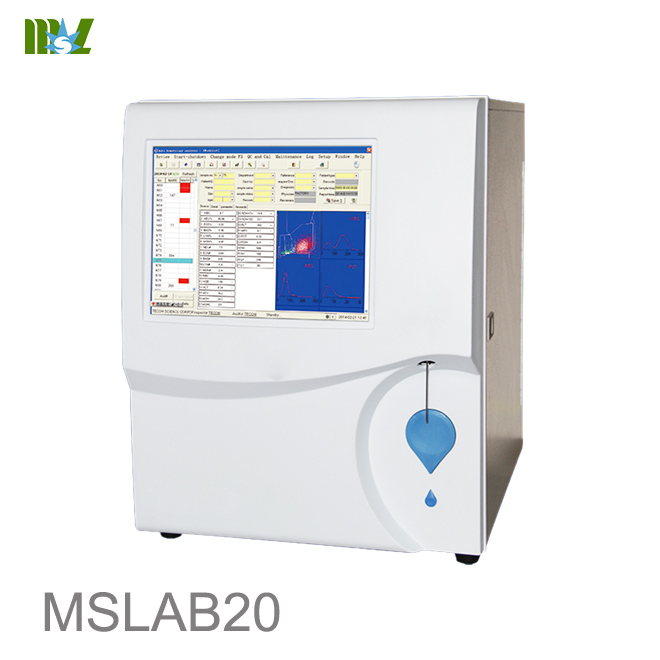hematology analyzer MSLAB20