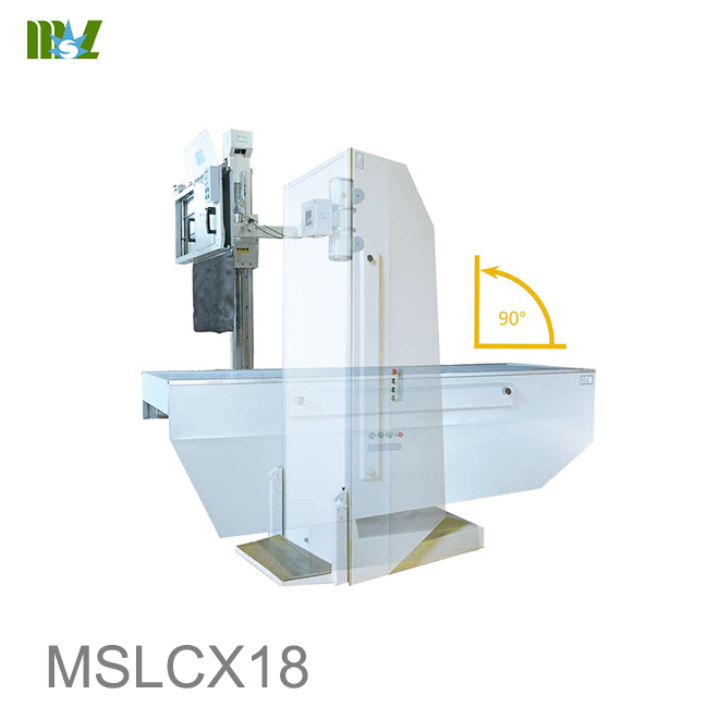 MSL 200ma x ray machine MSLCX18