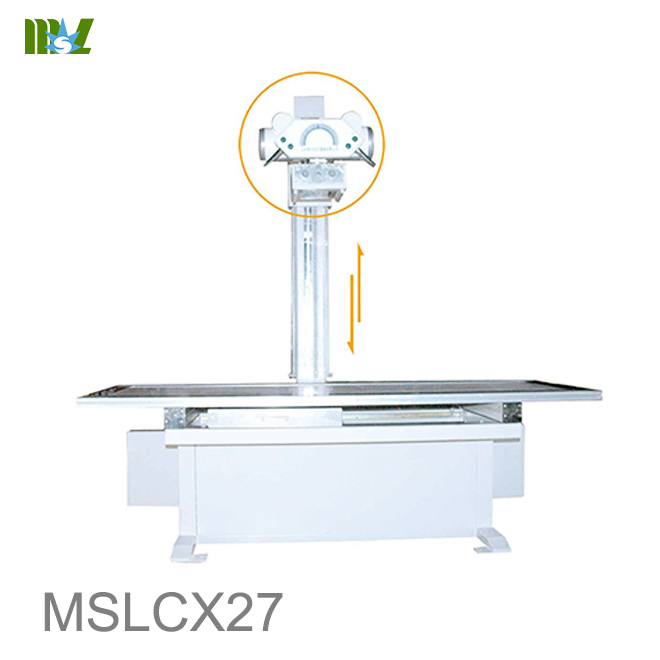 Medical Radiography x-ray Machine MSLCX27
