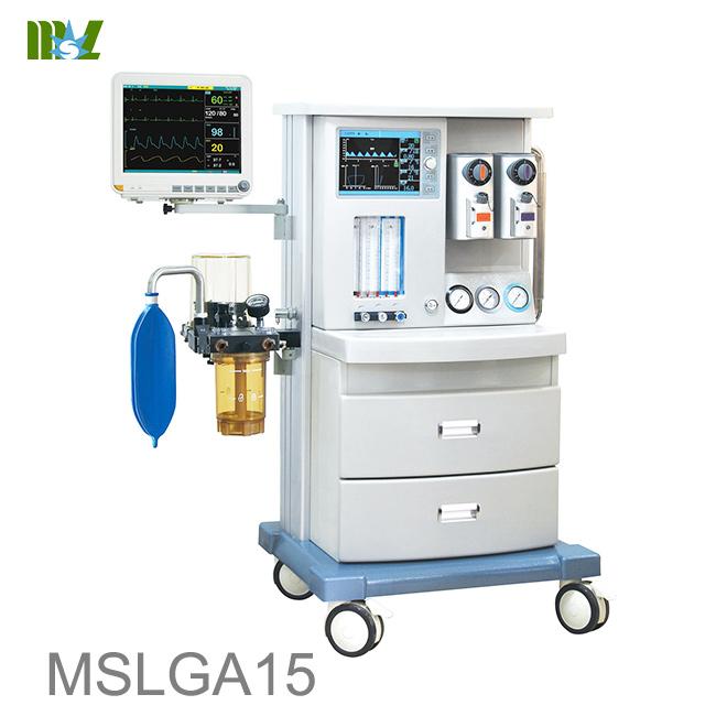 Advanced Anesthesia Ventilator MSLGA15