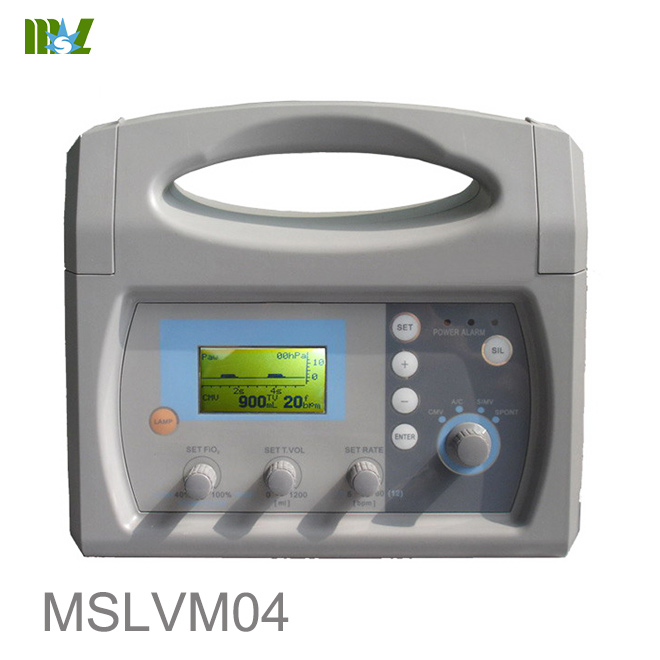 MSL Hospital ventilator machine VM04 for sale