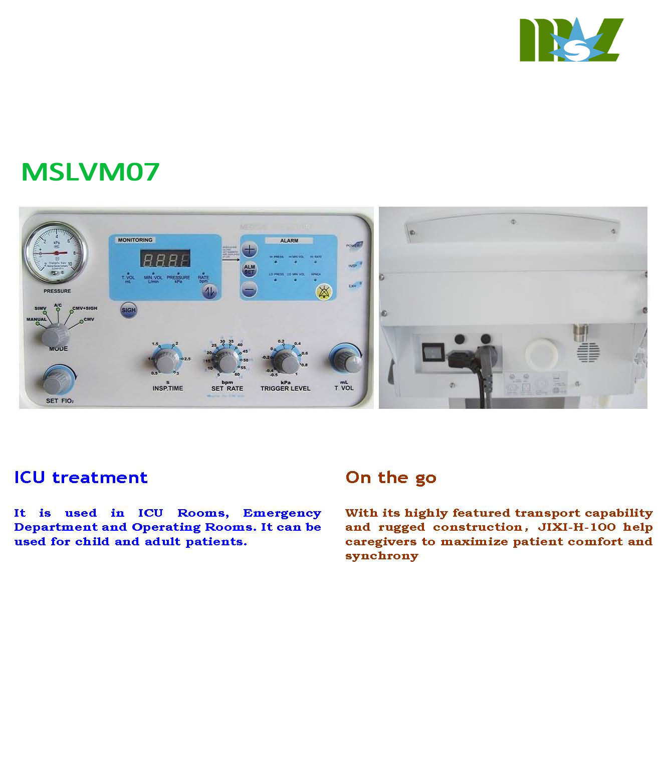 Best ventilator machine for sale