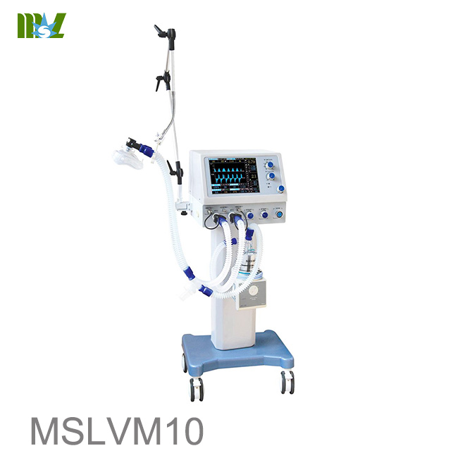 New ventilator machine VM10