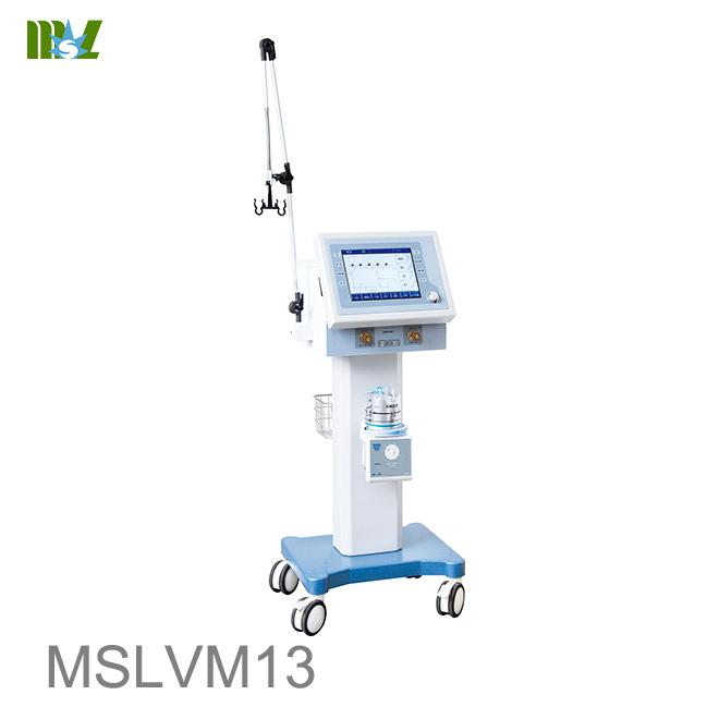 MSL ventilator equipment VM13