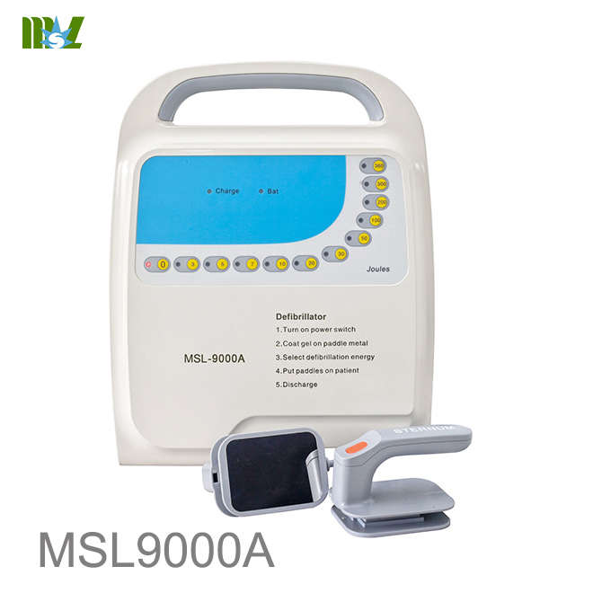 MSL Portable defibrillator MSL9000A