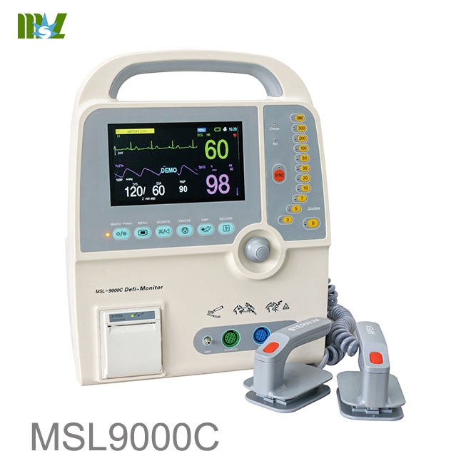 defibrillator MSL9000C for sale