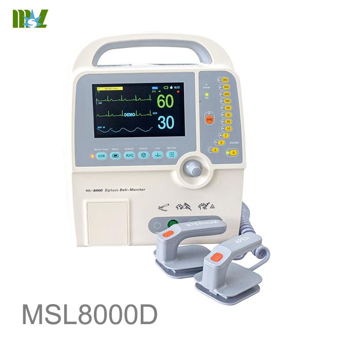 defibrillator MSL8000D