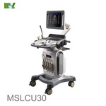 2016 4D full digital trolly color doppler MSLCU30