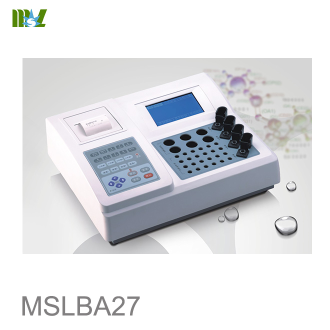 MSL Four channel coagulation machine MSLBA27