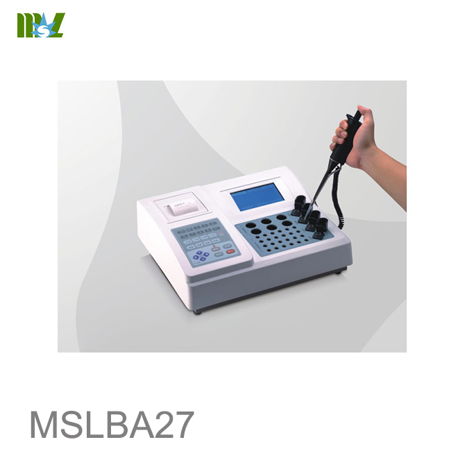 MSL Four channel coagulation machine MSLBA27 for sale