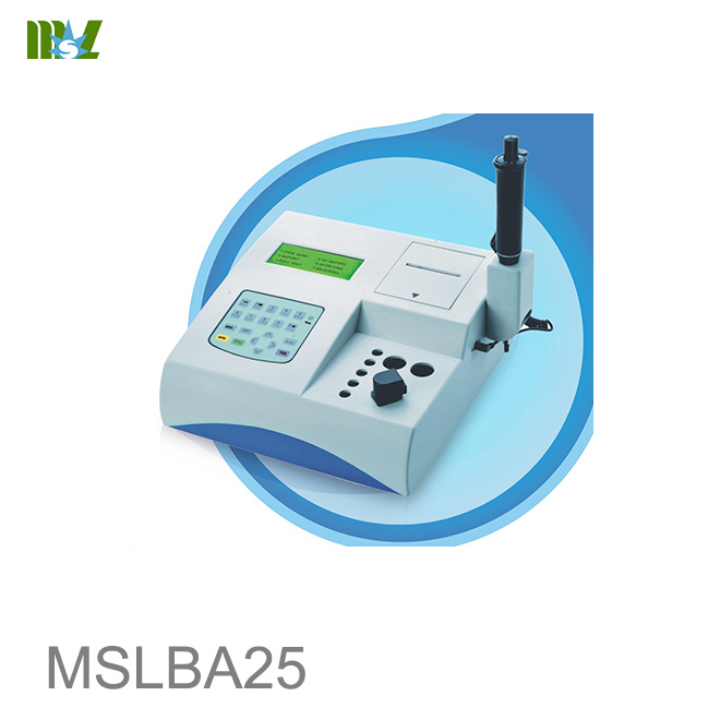 MSL Single channel boold coagulation machine MSLBA25 for sale