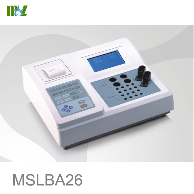 MSL Double-channel coagulation machine MSLBA26 for sale