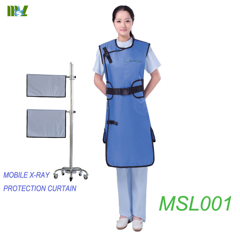 LEAD APRONS FOR RADIATION PROTECTION