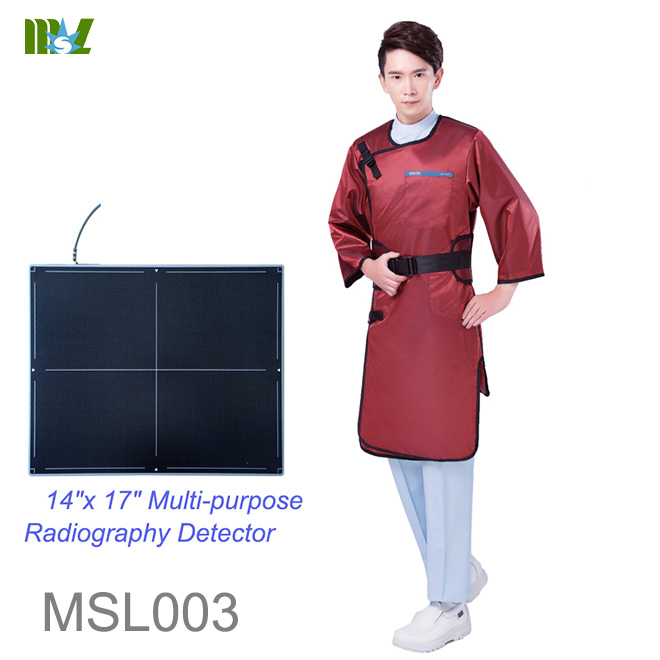 Lead Radiation Protection Aprons MSL003