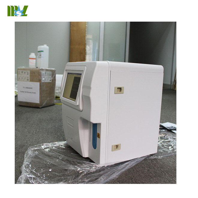 portable Hematology Blood Analyzers MSLAB07plus