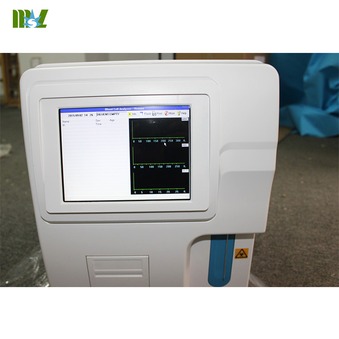 MSL portable Hematology Blood Analyzers MSLAB07plus