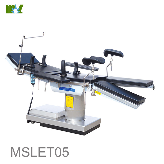 best Electric hydraulic operating table MSLET05
