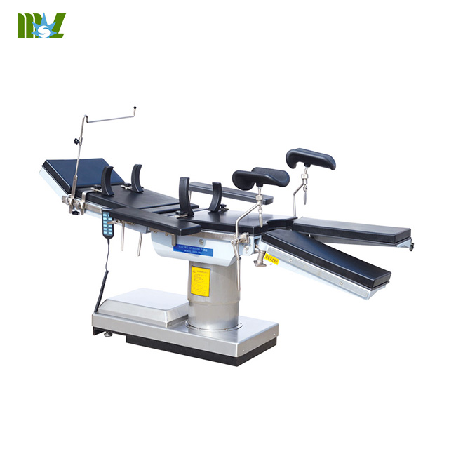 best Electric hydraulic operating table MSLET05 for sale