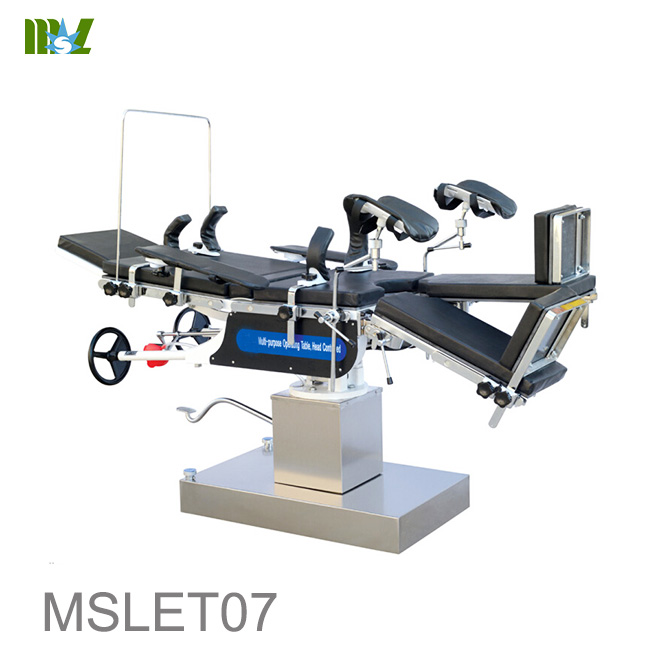 best Multi-purpose Operating Table (Head controlled) MSLET07
