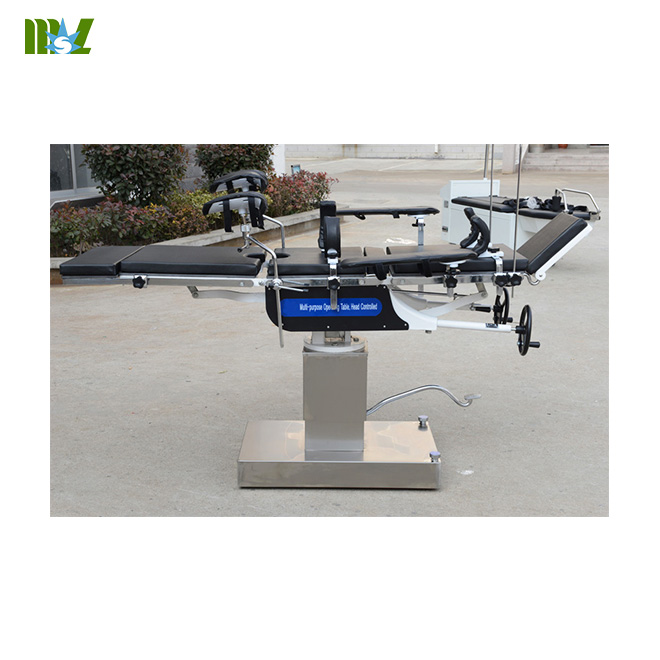 MSL Multi-purpose Operating Table (Head controlled) MSLET07