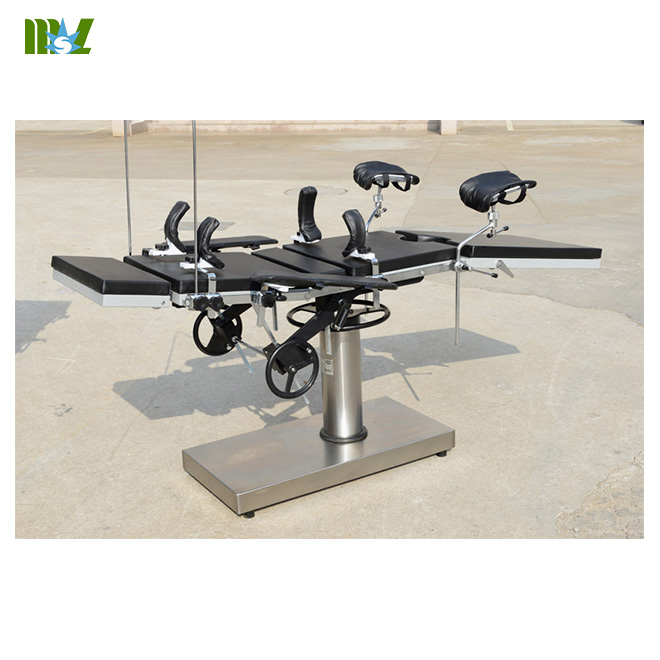 cheap surgical operating table MSLET10