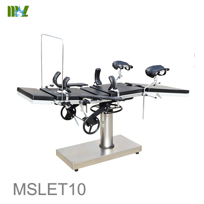 best surgical operating table MSLET10