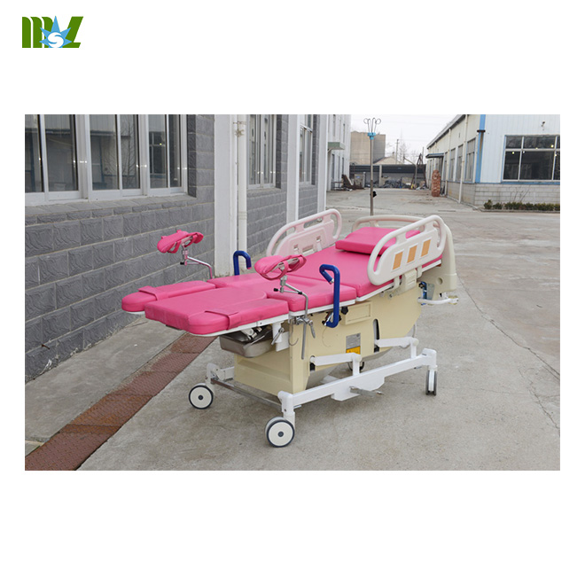 Electric obstetrics hospital bed MSLET11