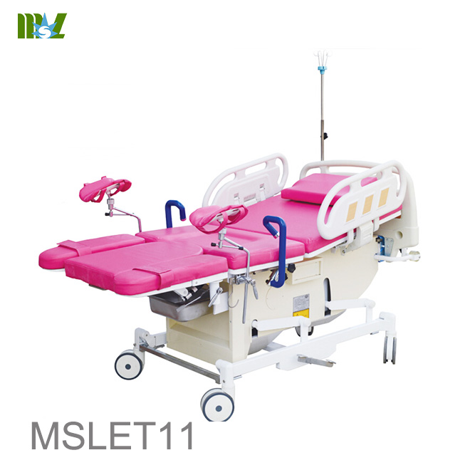 use Hospital gynecology operation bed MSLET11