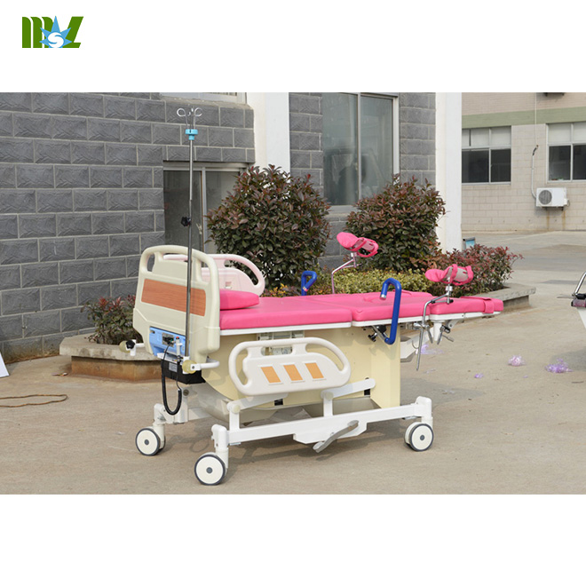MSL Hospital gynecology operation bed MSLET11