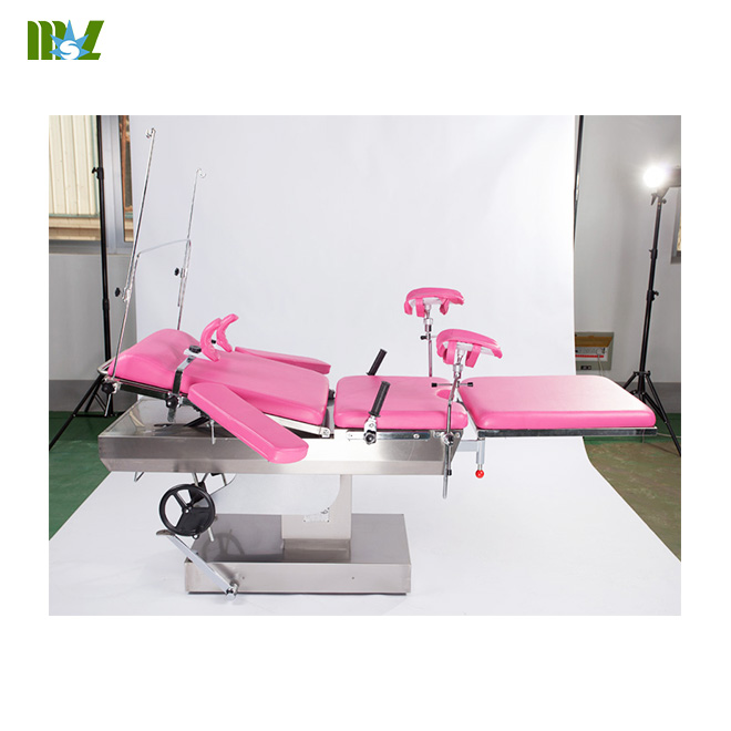 MSL Electric obstetric bed hospital obstetric labour table MSLET12