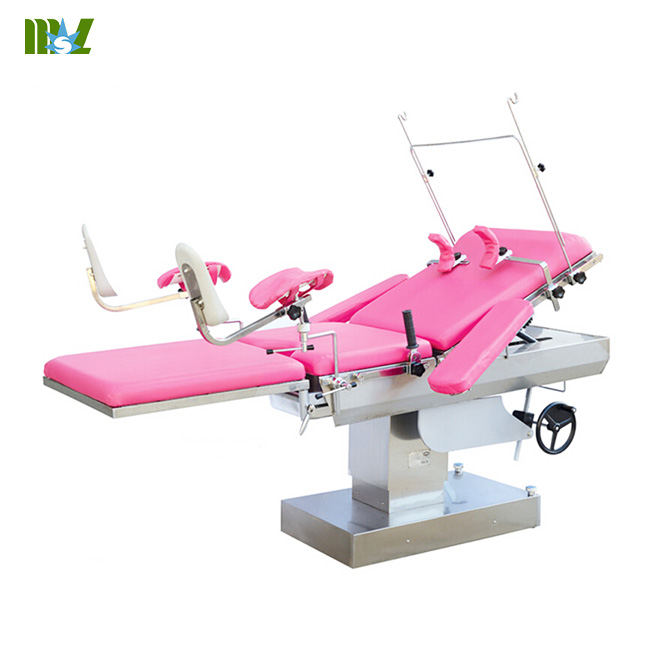 best Electric obstetric bed hospital obstetric labour table MSLET12