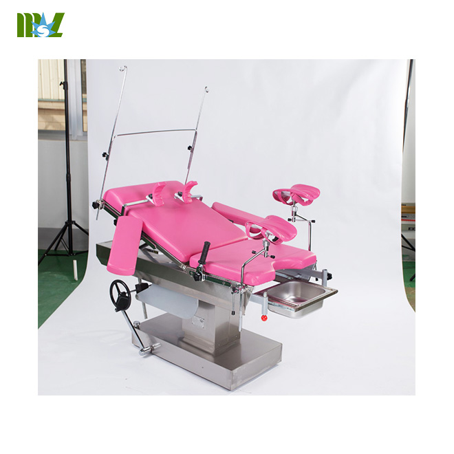 cheap Electric obstetric bed hospital obstetric labour table MSLET12