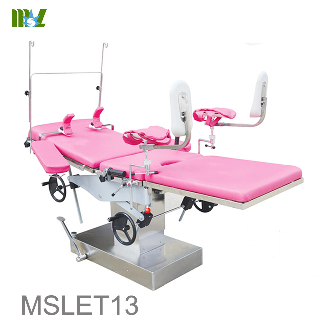 best Multi-purpose obstetric bed for examining MSLET13