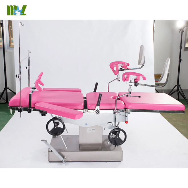 MSL Multi-purpose obstetric bed for examining MSLET13