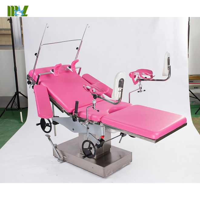 Multi-purpose obstetric bed for examining MSLET13 for sale