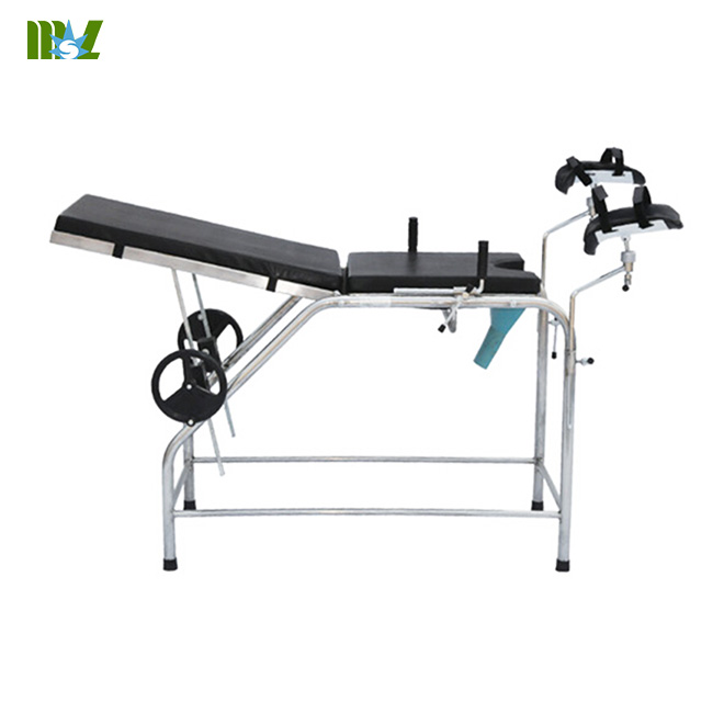 MSL portable  Gynecological examination bed MSLET15