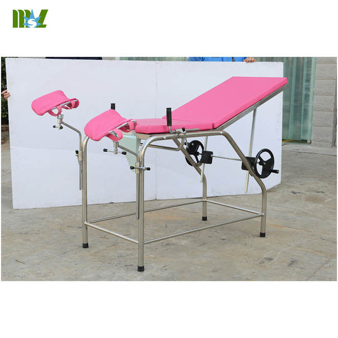 Gynecological examination bed MSLET15